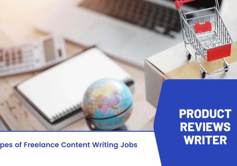 Product Reviews Writer