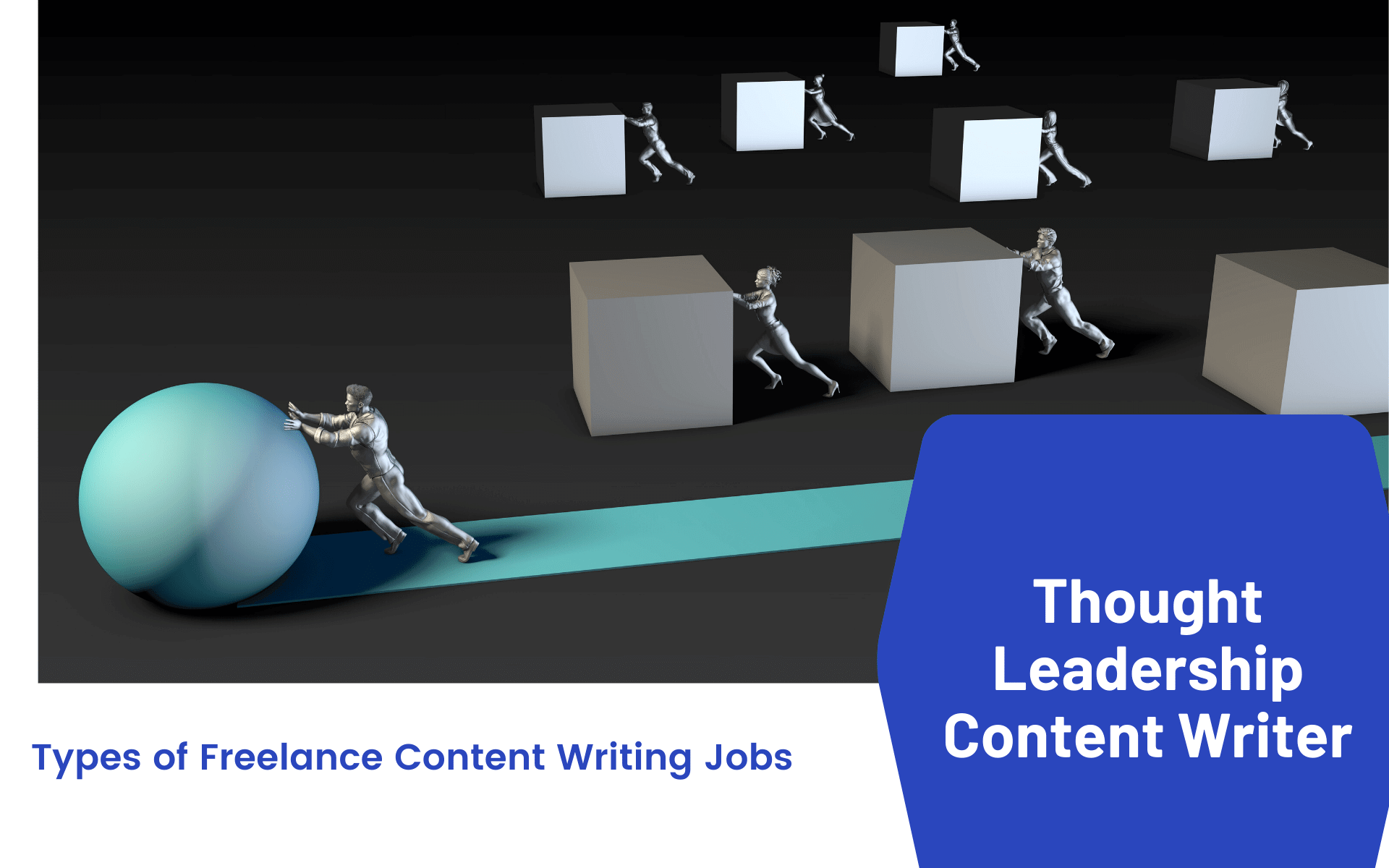Thought Leadership Content Writer