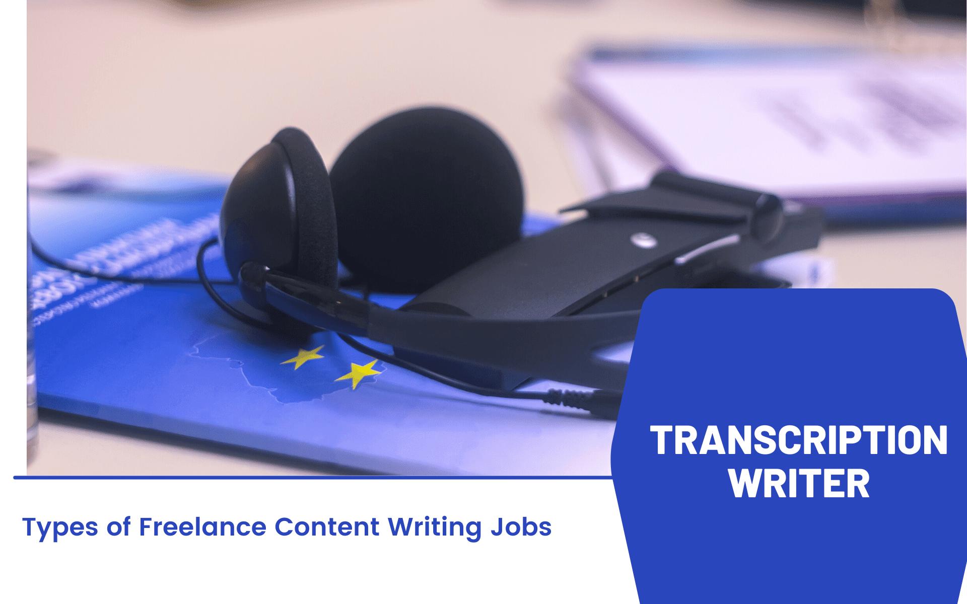 Transcription Writer