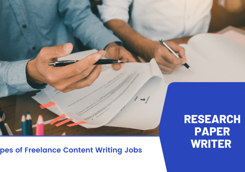 9. Research Paper Writer
