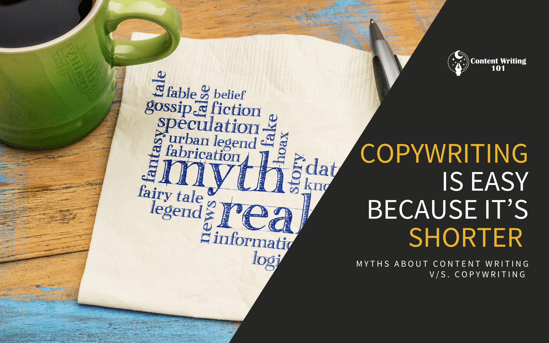 Copywriting Vs. Content Writing: Which One Is Worth More? Content Writing 101