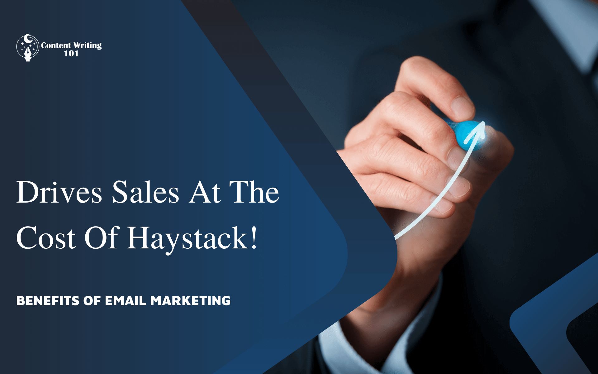 5. Drives Sales At The Cost Of Haystack!