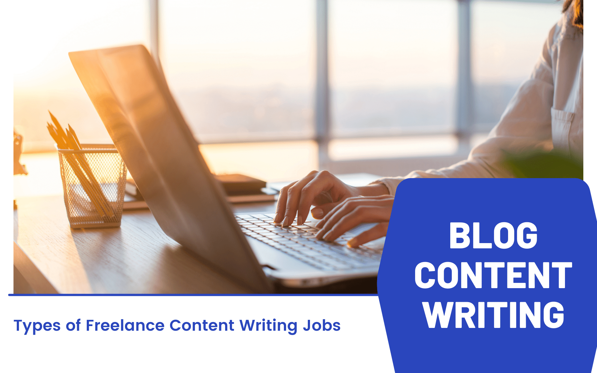 Types Of Content Writing Jobs