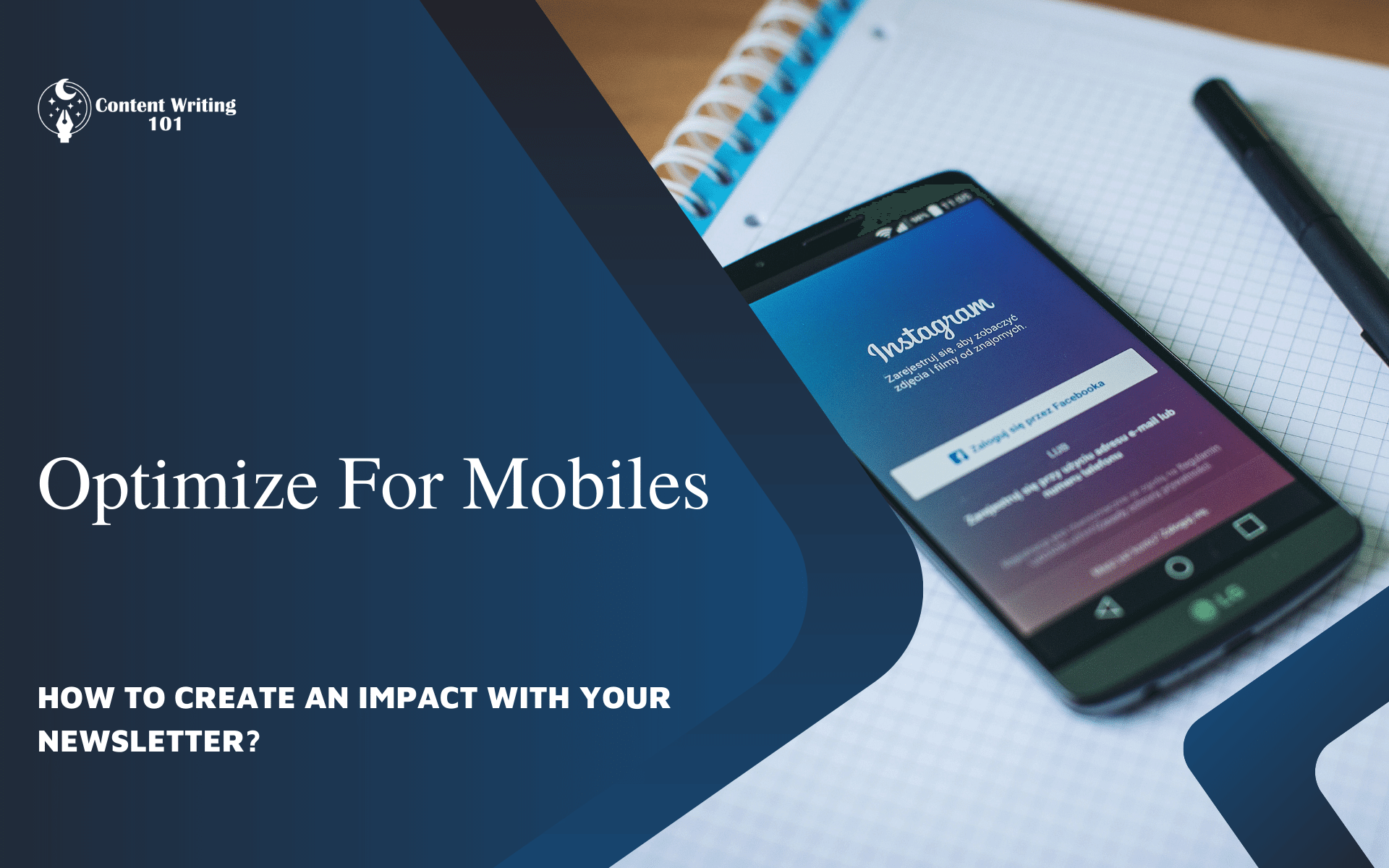 Optimize For Mobiles