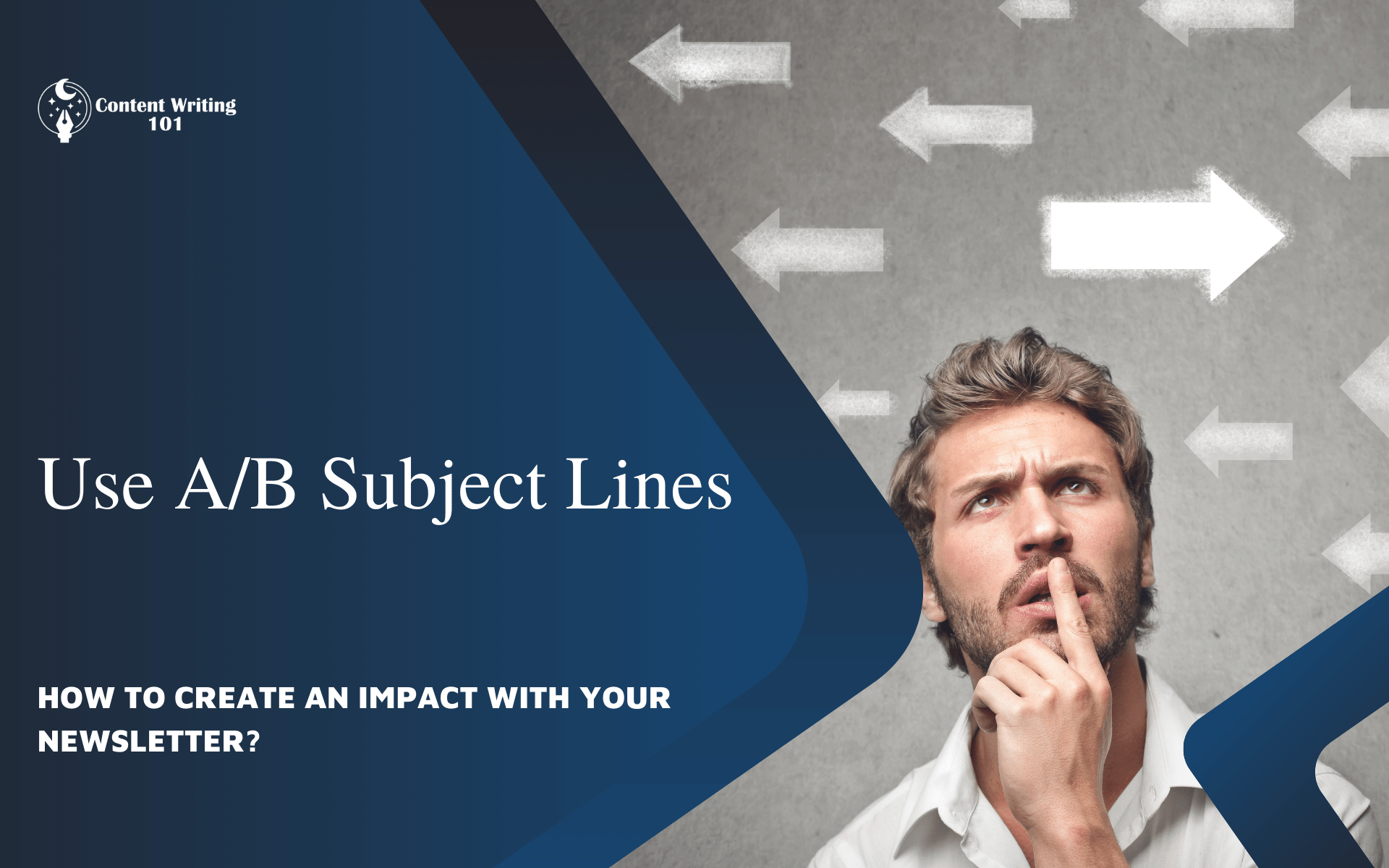 Use A/B Subject Lines.