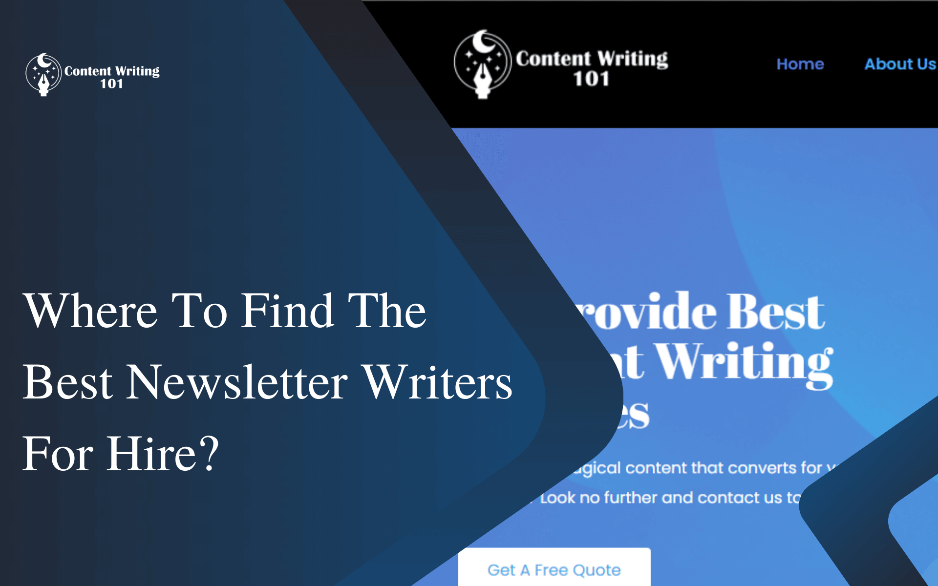 Where To Find The Best Newsletter Writers For Hire?