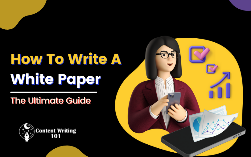 How To Write A White Paper