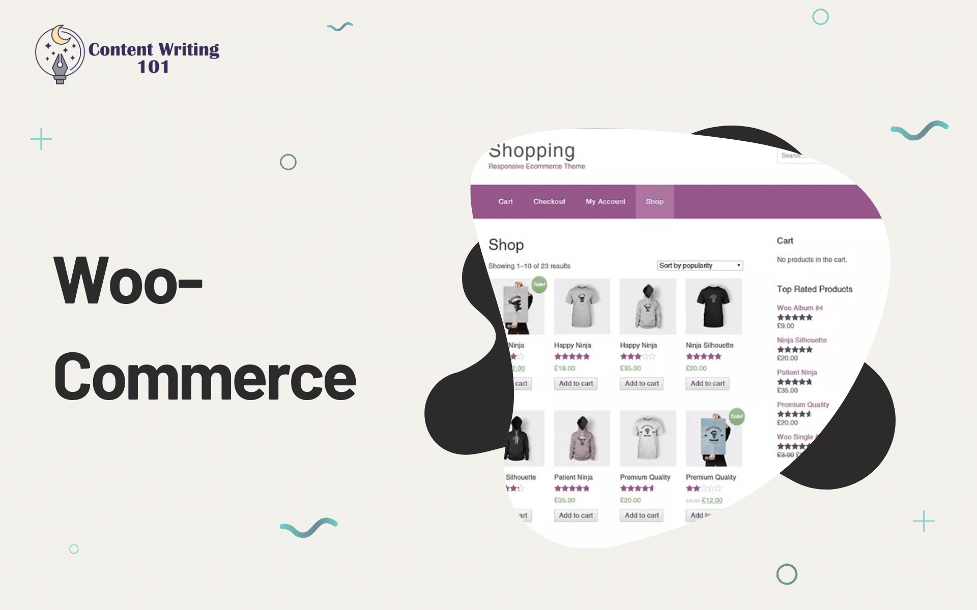 WooCommerce Content Writing 101